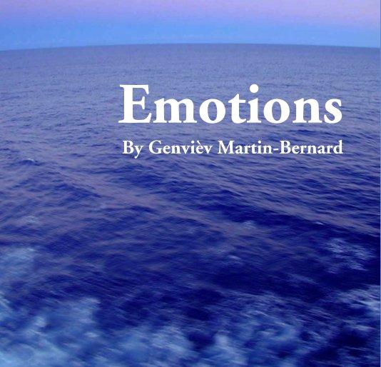 View Emotions by Genviev Martin-Bernard