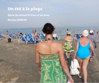 Un été à la plage - Photographie artistique livre photo