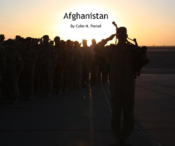 View Afghanistan by Colin N. Perkel