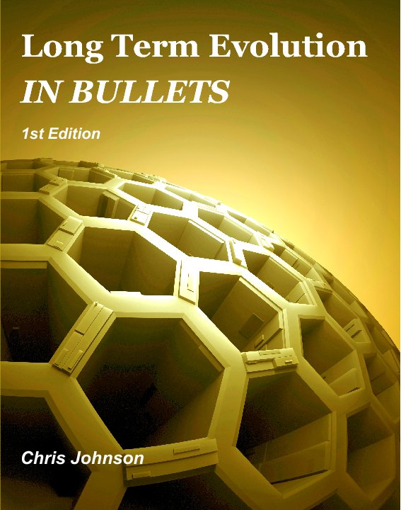 View LTE in BULLETS (paperback) by Chris Johnson