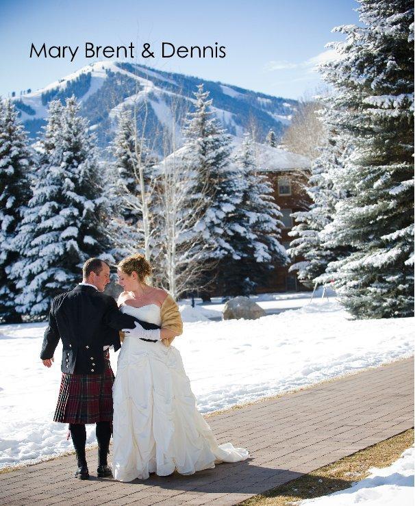 View Mary Brent & Dennis by Thia Konig