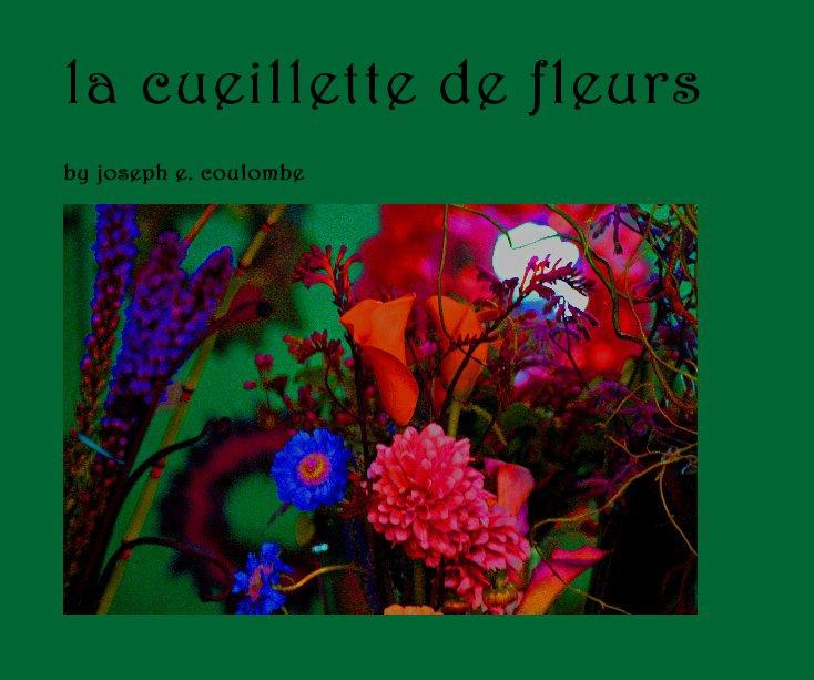 View la cueillette de fleurs by joseph e. coulombe