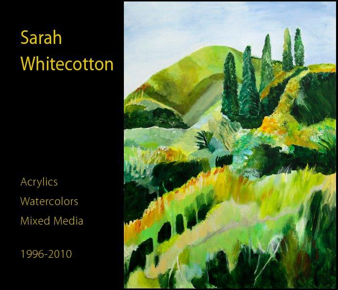View Sarah Whitecotton by Helene Sobol, Editor