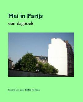 Mei in Parijs - Kunst & Fotografie fotoboek