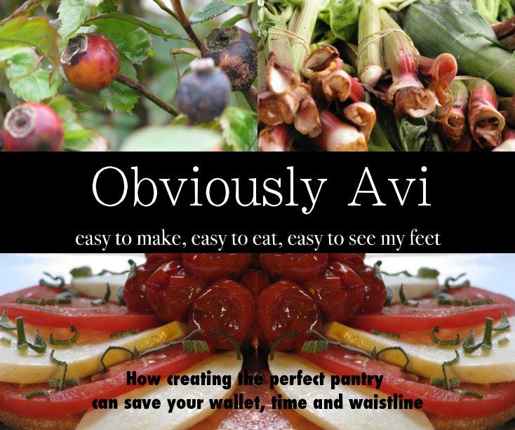 View Obviously Avi by Avi Altman