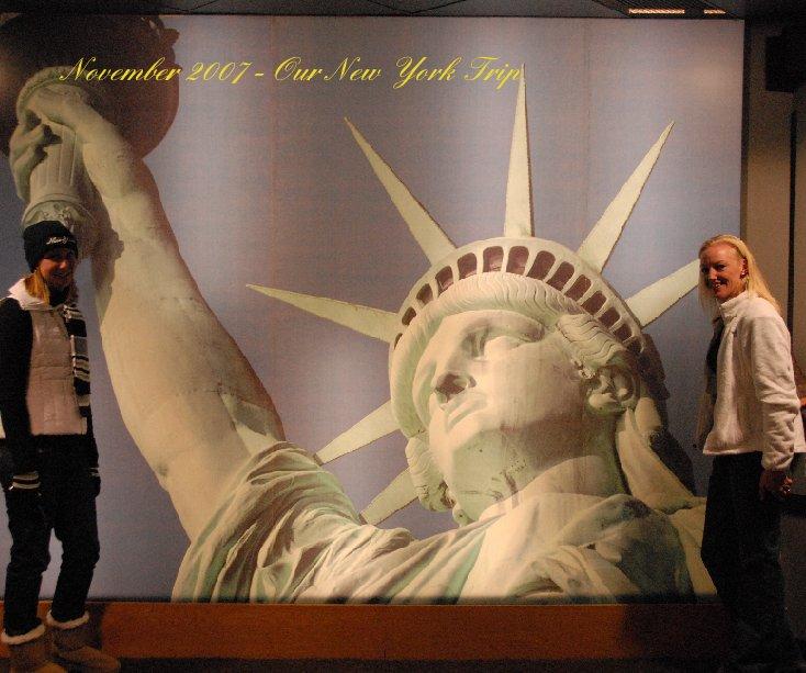 Ver November 2007 - Our New York Trip por eller419