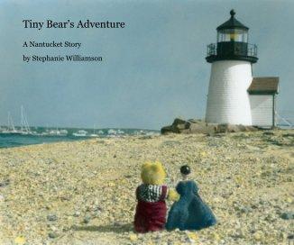 Tiny Bear's Adventure - Children photo book