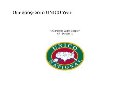 Our 2009-2010 UNICO Year - Nonprofits & Fundraising photo book