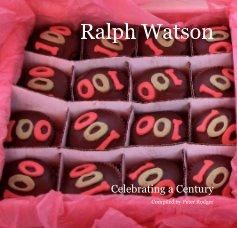 Ralph Watson - photo book