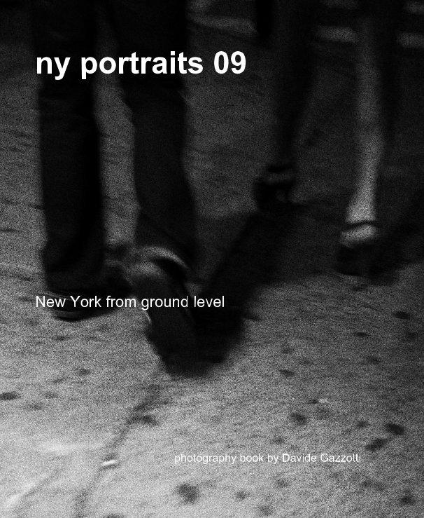 View ny portraits 09 by Davide Gazzotti