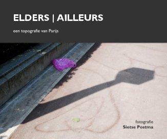 Elders | Ailleurs - Kunst & Fotografie fotoboek