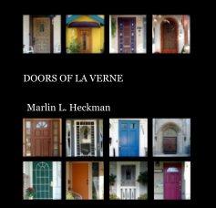 DOORS OF LA VERNE - Architecture photo book
