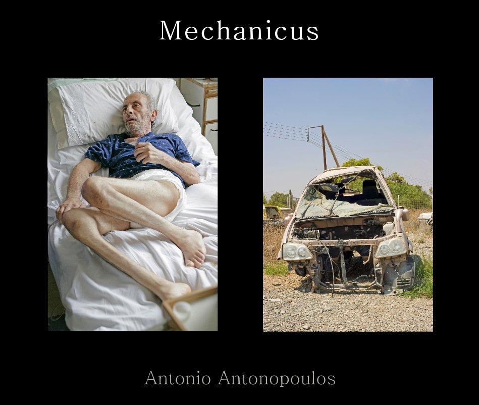 View Mechanicus by Antonio Antonopoulos