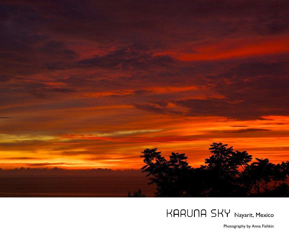 View Karuna Sky by Anna Fishkin