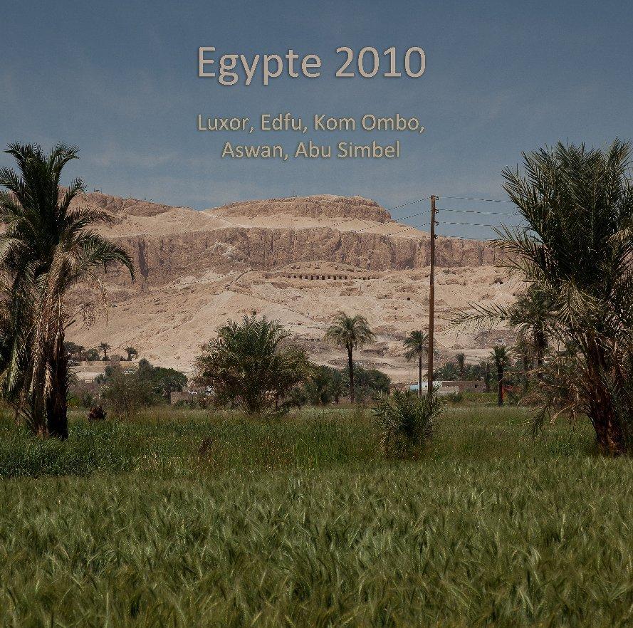 View Egypte 2010 by Peter van den Hamer