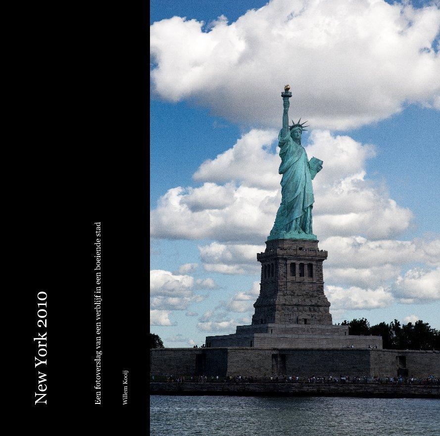Bekijk New York 2010 op Willem Kooij