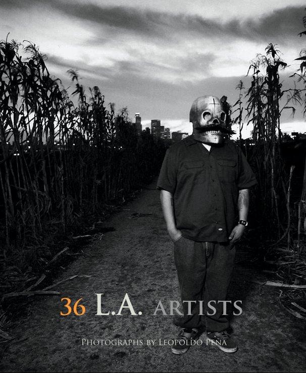 View 36 L.A. artists by Leopoldo Peña