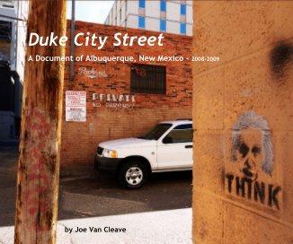 Duke City Street - Arts & Photography Books photo book