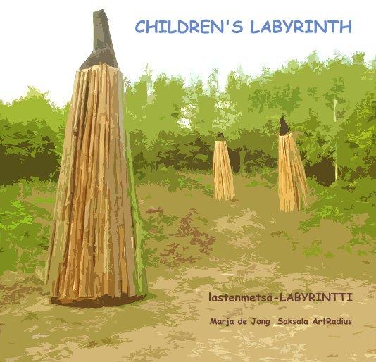 View CHILDREN'S LABYRINTH by Marja de Jong