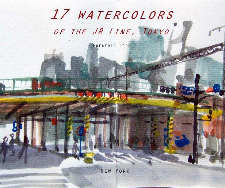 17 watercolors