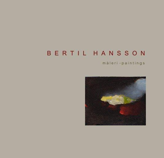 Ver Bertil Hansson - New Paintings por Bertil Hansson