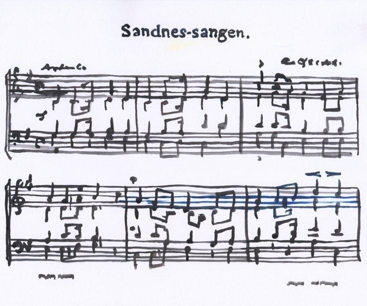 View Sandnes Sangen by Louisa Minkin
