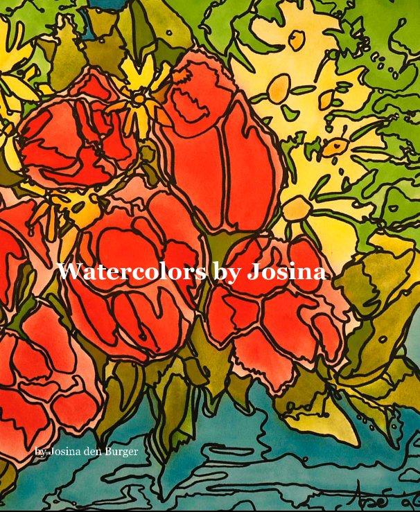 View Watercolors by Josina by Josina den Burger