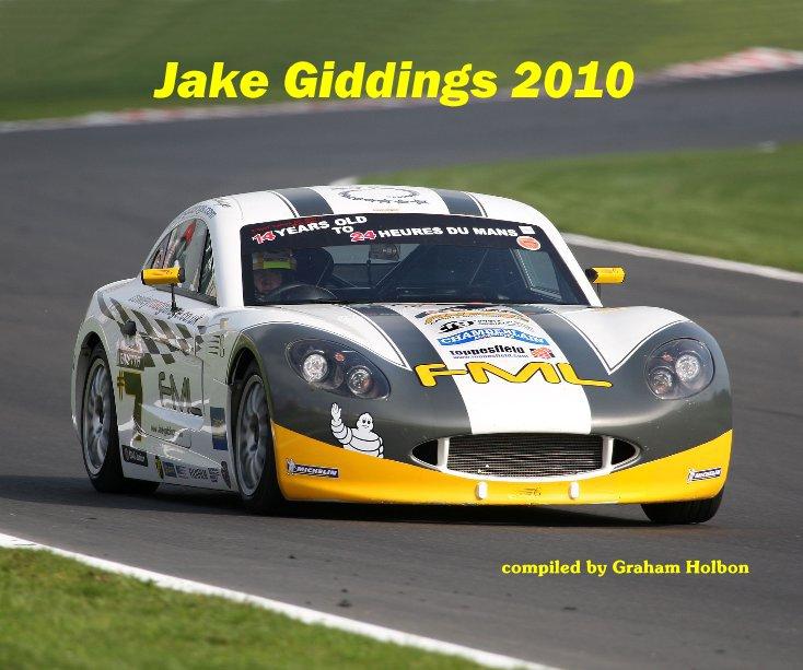 View Jake Giddings 2010 by Graham Holbon