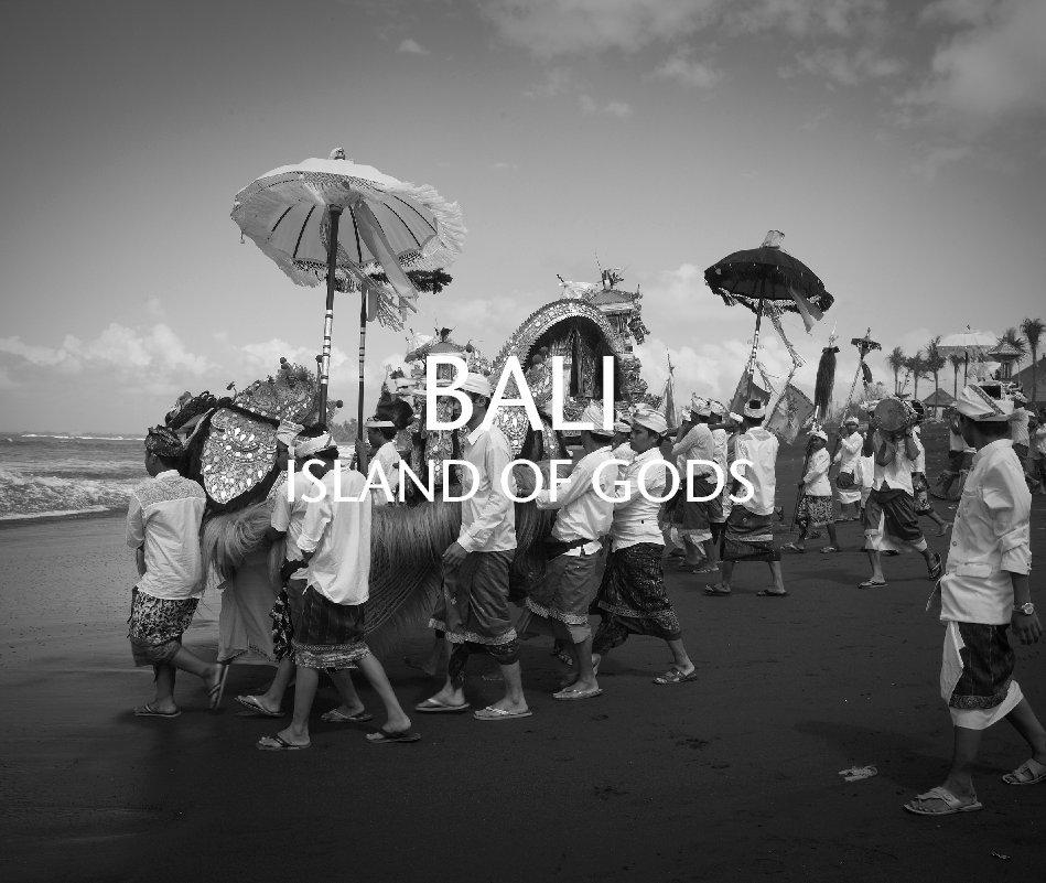 View BALI ISLAND OF GODS by telsawy