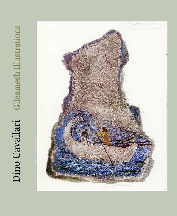 View Dino Cavallari Gilgamesh Illustrations by Dino Cavallari / Herbert Mason