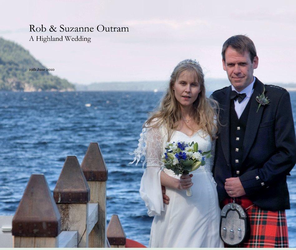 Rob Suzanne Outram A Highland Wedding By 19th June 2010 Blurb