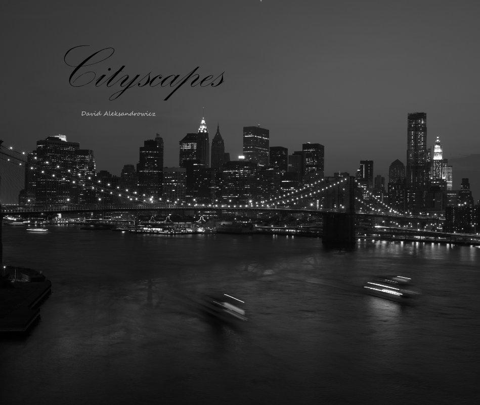View Cityscapes by David Aleksandrowicz