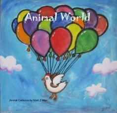 Animal World - Humor photo book