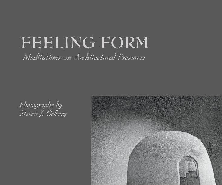 View Feeling Form by Steven J Gelberg