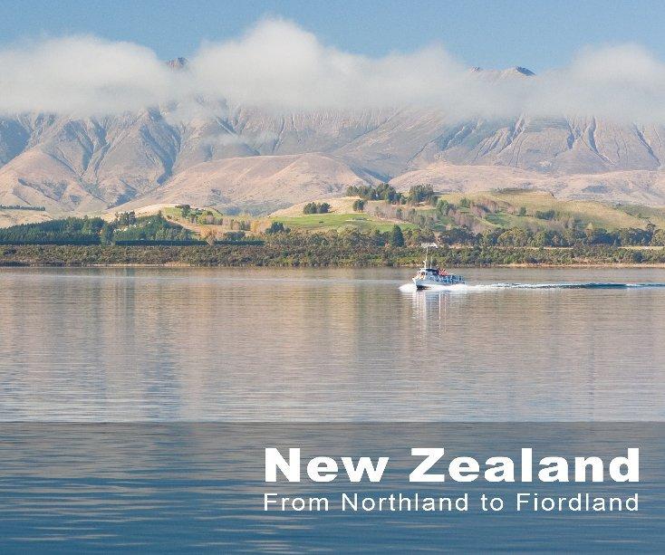 View New Zealand by Dani Stein