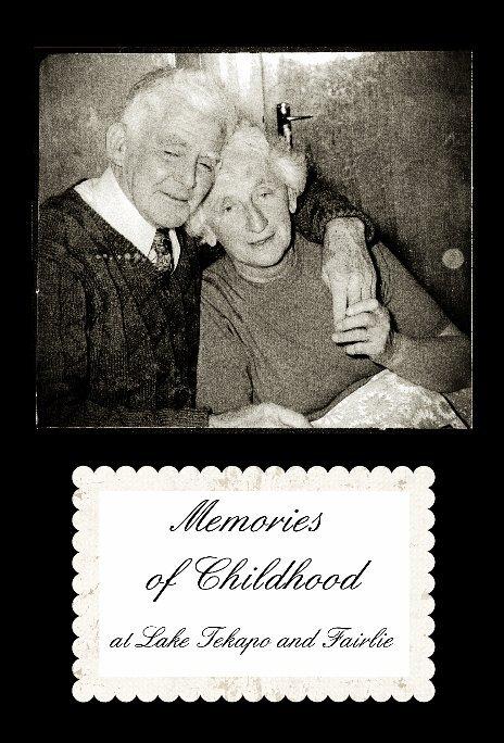 View Memories of Childhood at Lake Tekapo and Fairlie by Tasmin Brown