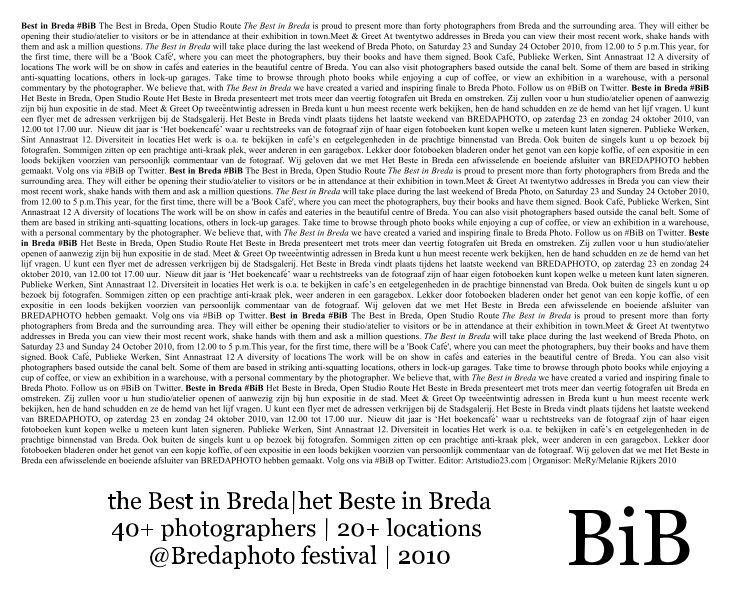 Bekijk Best photographers of Breda op Melanie Rijkers