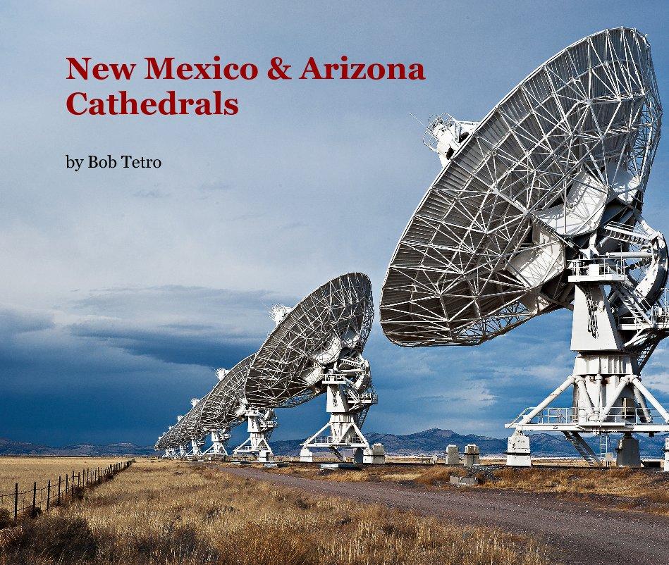 View New Mexico & Arizona Cathedrals by Bob Tetro