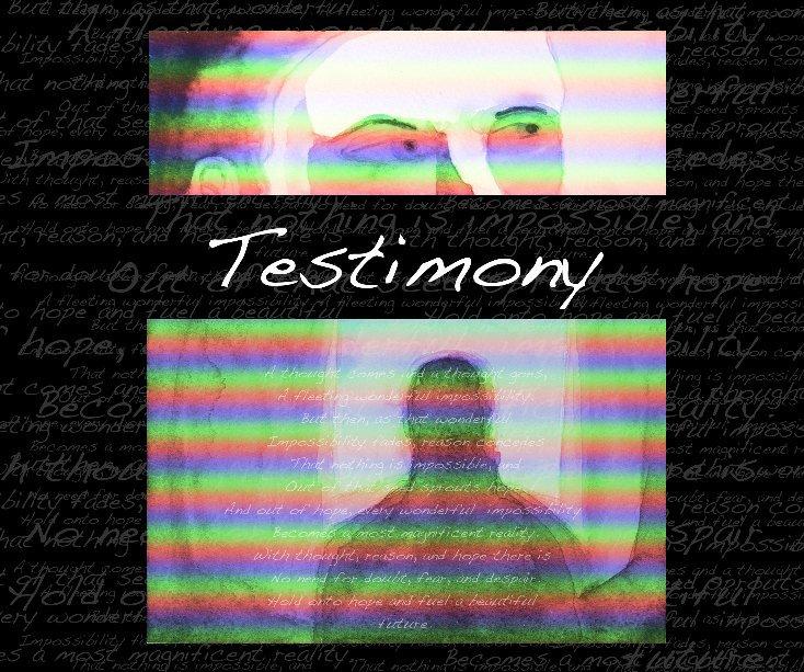 View Testimony by Ian J.F. Wagner
