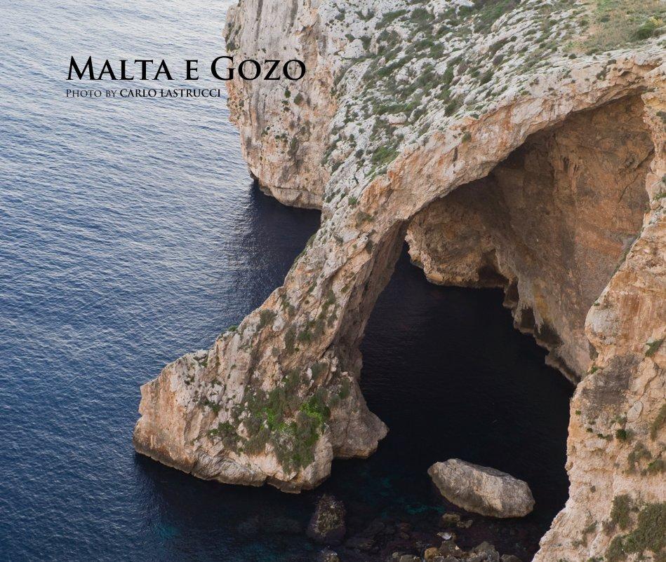 View Malta e Gozo by Carlo Lastrucci