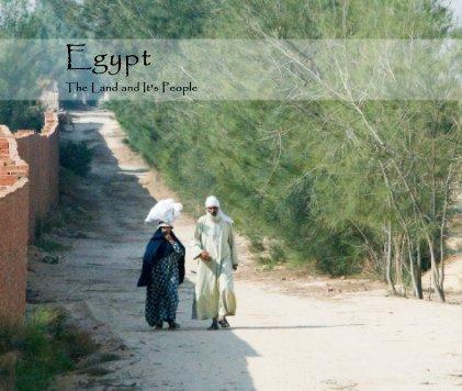 Egypt - Travel photo book