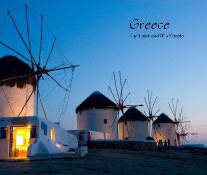 Greece - Travel photo book