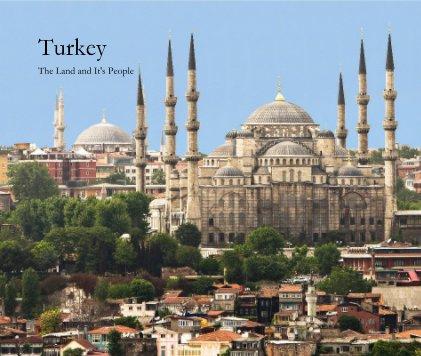 Turkey - Travel photo book