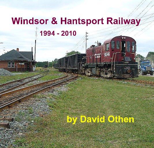 View Windsor & Hantsport Railway by David Othen