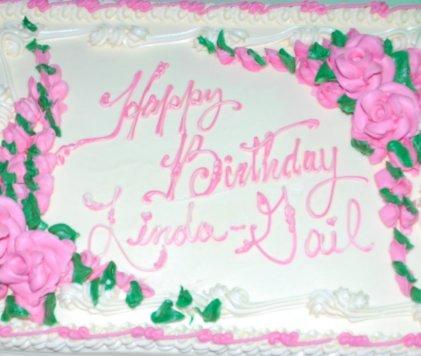 Happy Birthday Linda-Gail - photo book