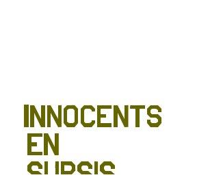 innocents en sursis - Livres d'art et de photographie livre photo