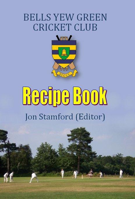 View Bells Yew Green Recipe Book by Jon Stamford (editor)