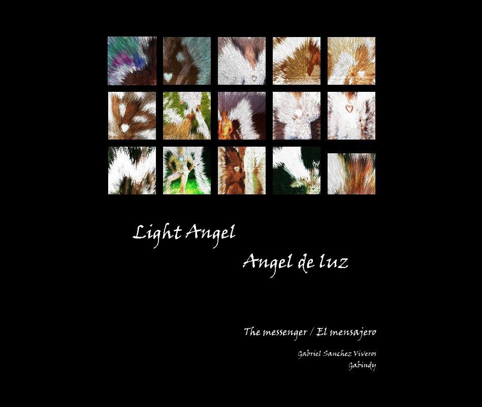 View Light Angel / Angel de luz by Gabriel Sanchez Viveros / Gabindy