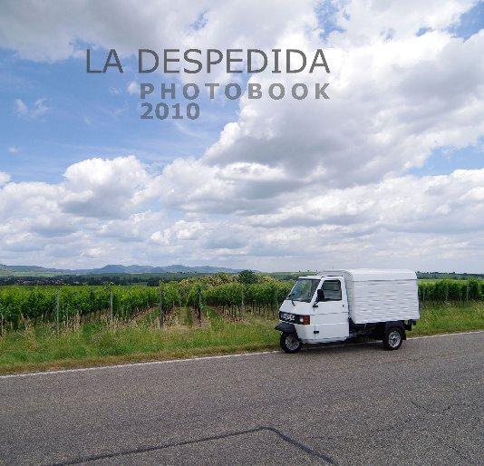 View La Despedida by Carlos Pinto