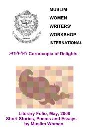 Muslim Women Writers' Workshop International Second Annual Folio, May 2008 - Religion & Spirituality pocket and trade book